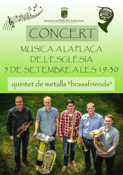 """Concierto """"Brassfriends"""""""