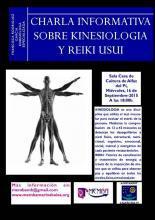 Charla informativa sobre Kinesiología y Reiki en la casa de cultura de l'Alfàs del Pi