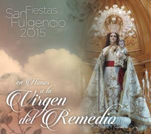 Fiestas en honor a la Virgen del Remedio San Fulgencio 2015