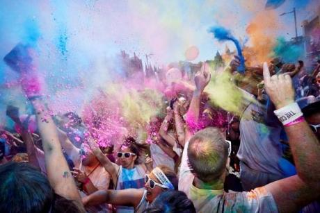 The Color Run by Desigual is already here!