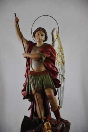 Festividad de San Miguel en Arañuel