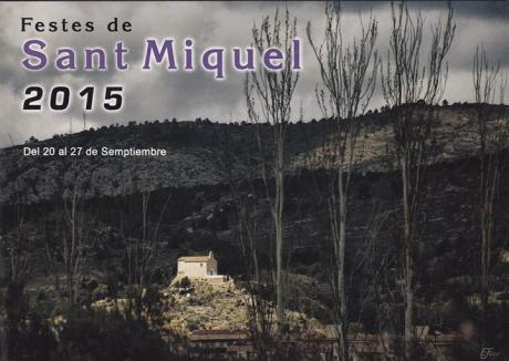 Festes de Sant Miquel 2015 - Ibi -