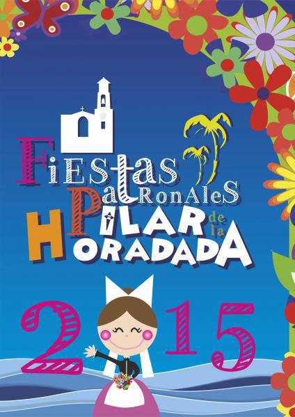 Fiestas Patronales Pilar de la Horadada 2015