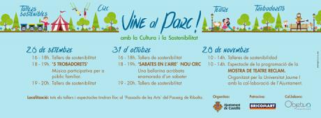 Vine al Parc! en Castellón de la Plana