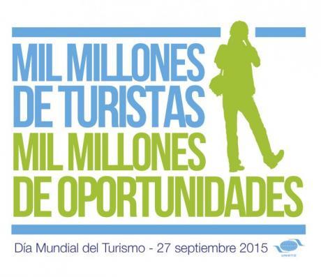 """Alto Turia- Día Mundial del Turismo DMT-2015- """"Sé turista en tu ciudad"""""""