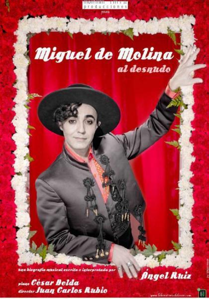 """""""Miguel de Molina, al desnudo"""""""
