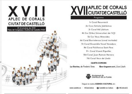 Encuentro de Corales en Castellón