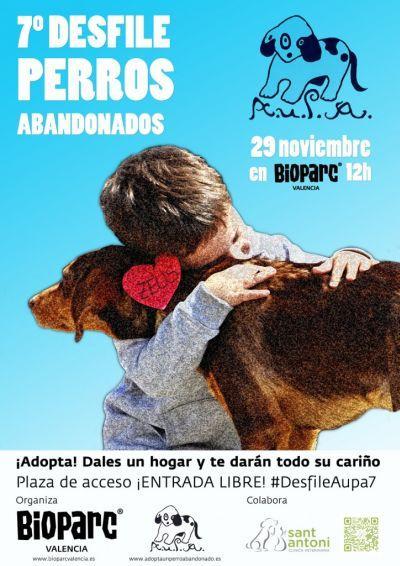 7º Desfile Solidario de Perros Abandonados