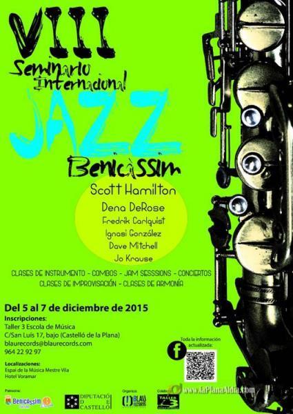 VIII Seminario Internacional de Jazz de Benicàssim