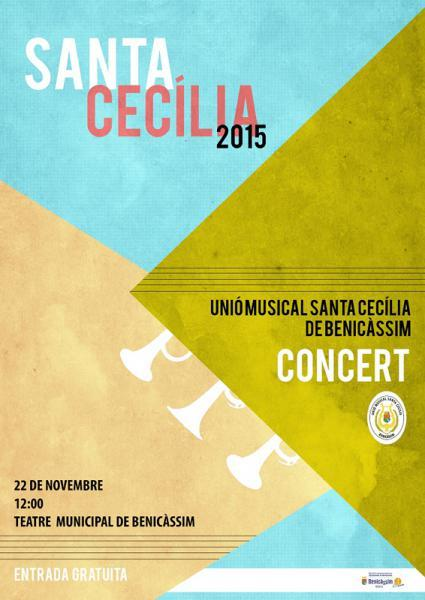 Concierto Unión Musical Santa Cecilia de Benicàssim