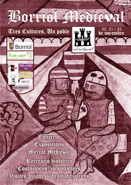 Feria Medieval en Borriol