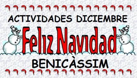 Actividades Diciembre Benicàssim
