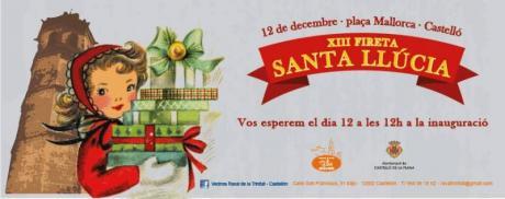 XIII Fireta de Santa Llúcia, en Castellón