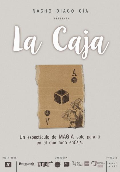 Teatro Nacho Diago Cía presenta: La Caja