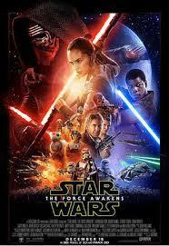 Star Wars; el despertar de la fuerza