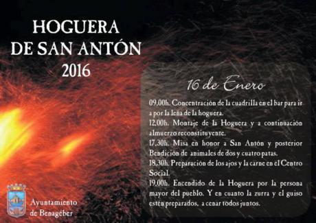 San Antón  Benagéber 2016
