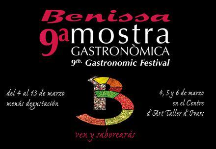 9ª Mostra Gastronòmica Benissa. Taller d'Ivars