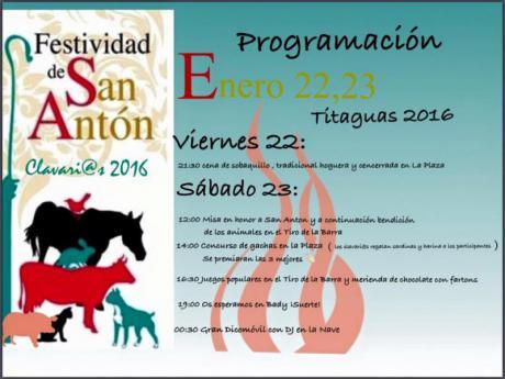 San Antón  Titaguas 2016