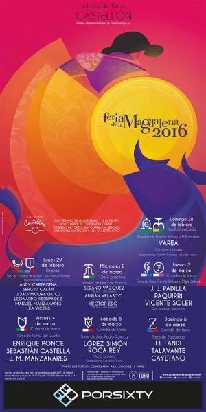 Feria de la Magdalena en Castellón