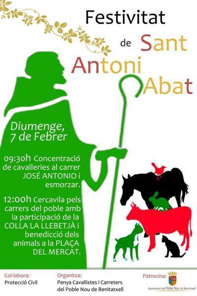 Fiesta de San Antonio Abad 2016