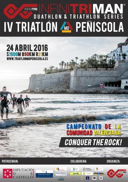 IV TRIATLON MD PEÑISCOLA