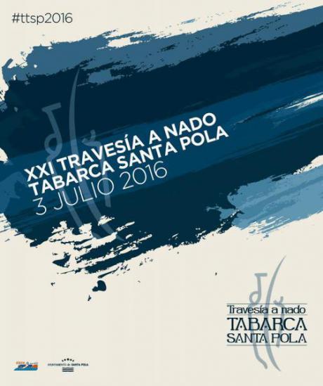 XXI Tabarca - Santa Pola Swimming crossing