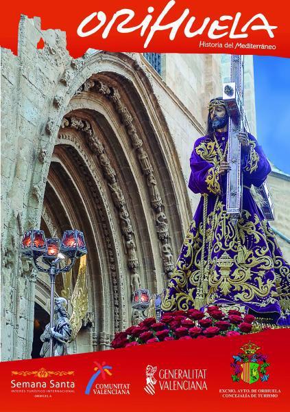 Programación Especial Semana Santa Orihuela 2016
