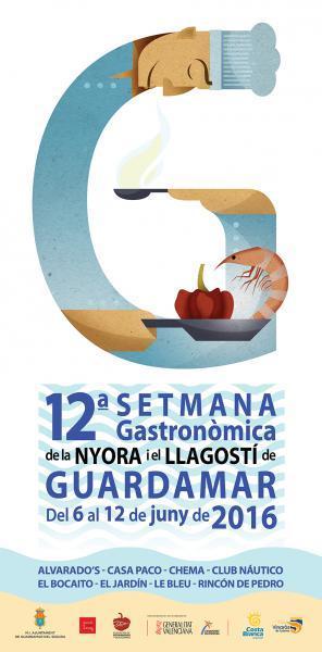 12a Setmana Gastronòmica de la Nyora i el Llagostí de Guardamar