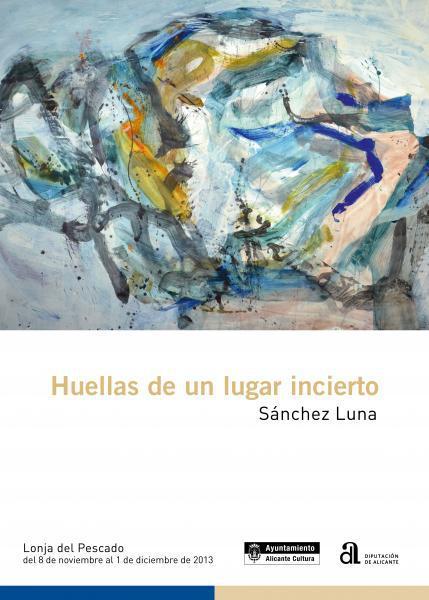 """Painting  """"Huellas de un lugar incierto"""""""