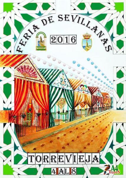 Feria de Sevillanas 2016 Torrevieja