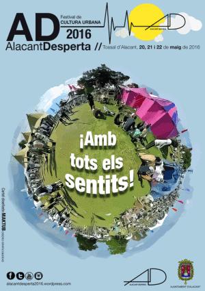 Festival Multicultural Alacant Desperta