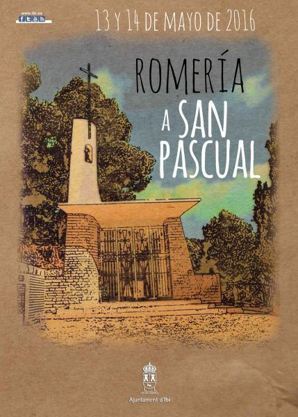 Ibi celebra su tradicional Romería a San Pascual