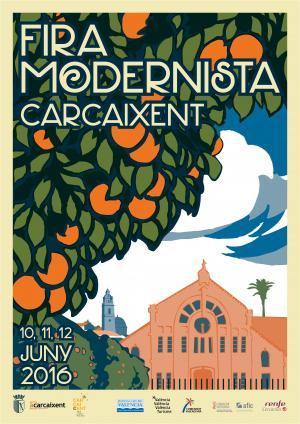 Feria Modernista de Carcaixent