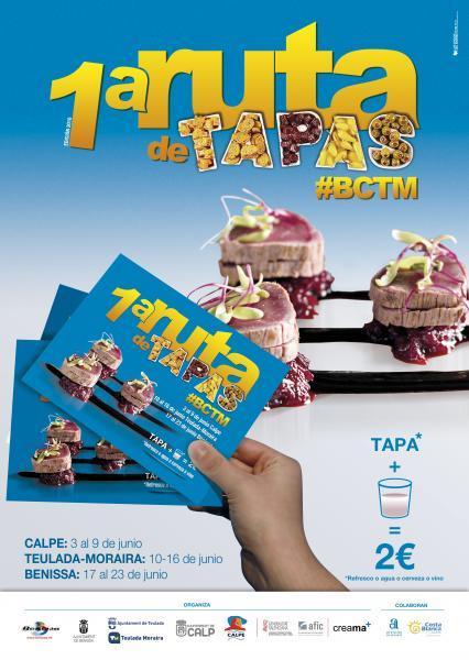 I Ruta de Tapas #BCTM