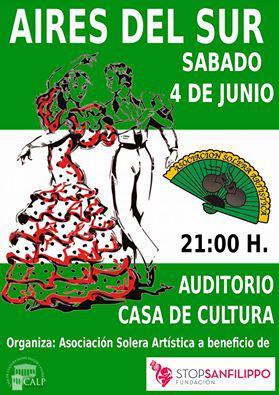 Danza: Aires del Sur