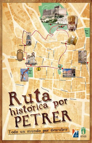 Ruta Histórica por Petrer
