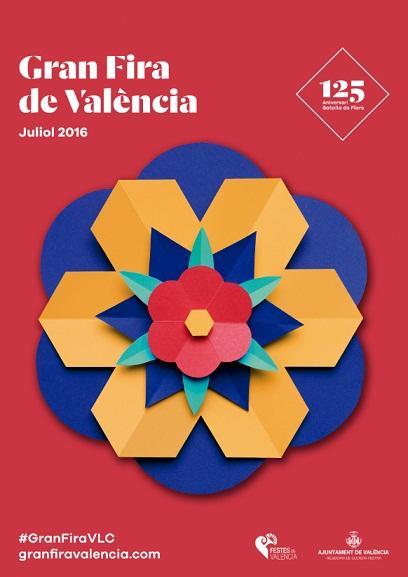 Gran Feria de Valencia. Feria de Julio