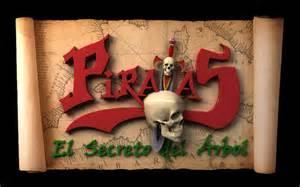 Piratas el secreto del arbol