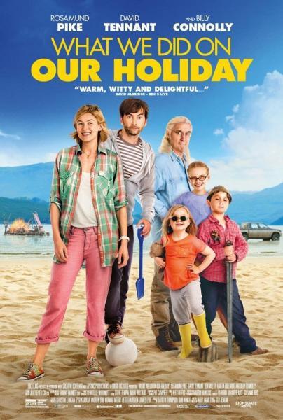 Cine en la playa: Nuestro último verano en Escocia
