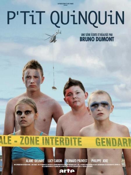 Cine en la playa: El pequeño Quinquín