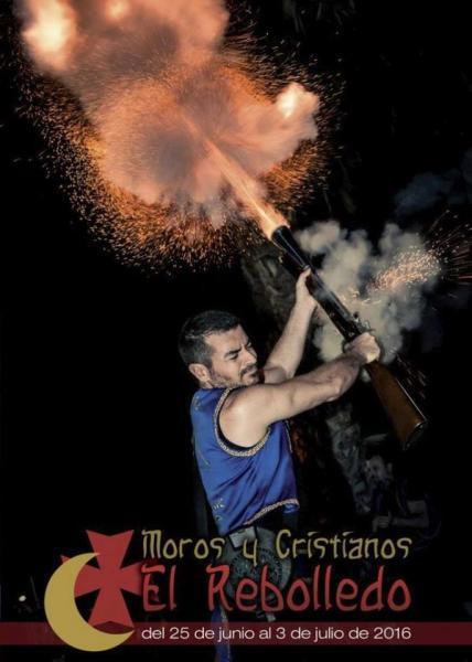 Moros y Cristianos El Rebolledo