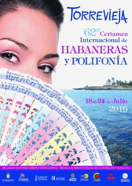 62º Certamen Internacional de Habaneras y Polifonía de Torrevieja