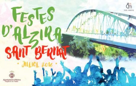 Fiestas de Sant Bernat Alzira 2016