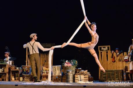 "Teatro: Ateneu Nou Barris presenta ""Circurs Klezmer"""