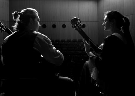 Música: Dúo Tamayo Montesinos