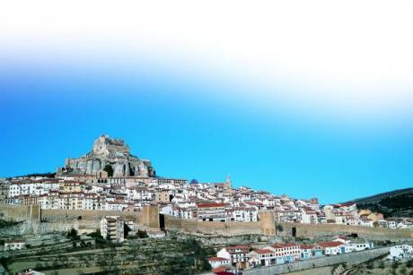 A time-lapse to travel to Morella's amazing past