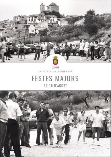 Festividad de la Virgen de la Asunción en La Pobla de Benifassá