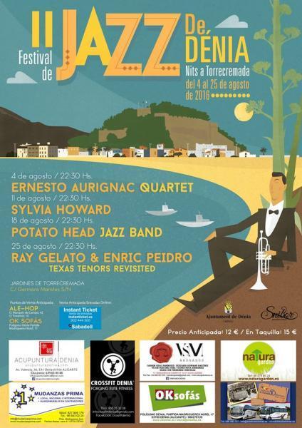 2nd Dénia Jazz Festival