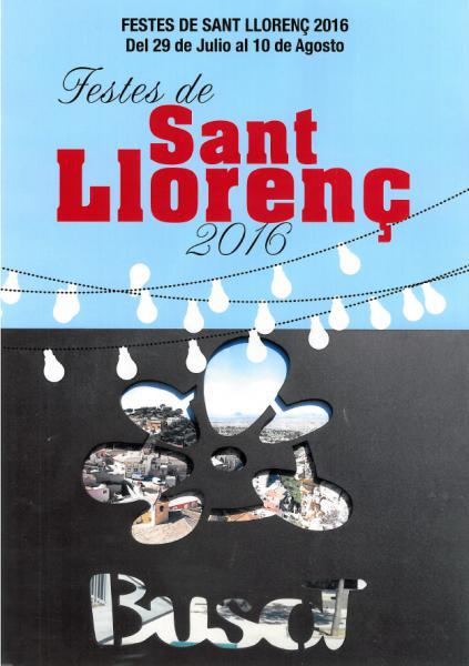 Festes de Sant Llorenç 2016