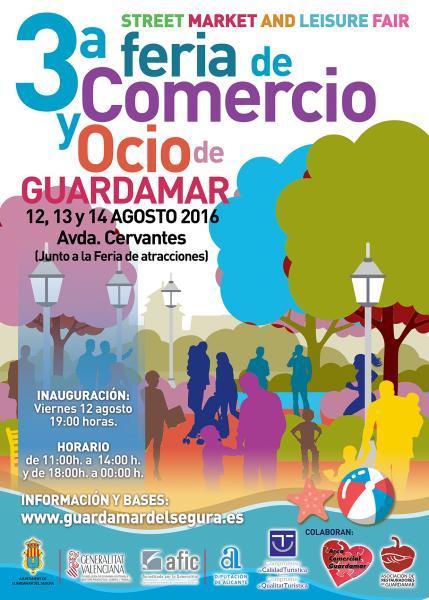 3ª Feria del Comercio y Ocio de Guardamar